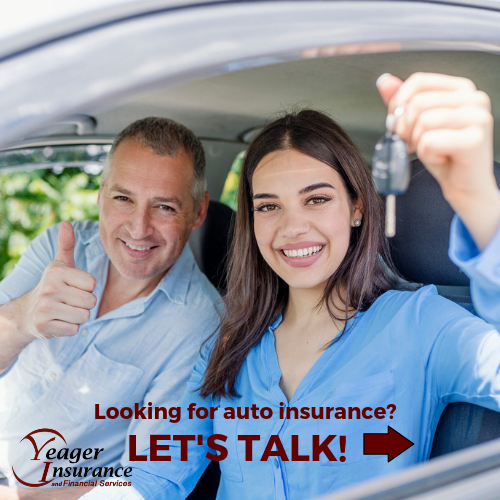 Auto Insurance in West Virginia - Yeager Insurance and Financial Services