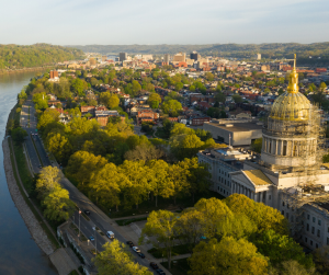 West Virginia capital, Charleston, West Virginia