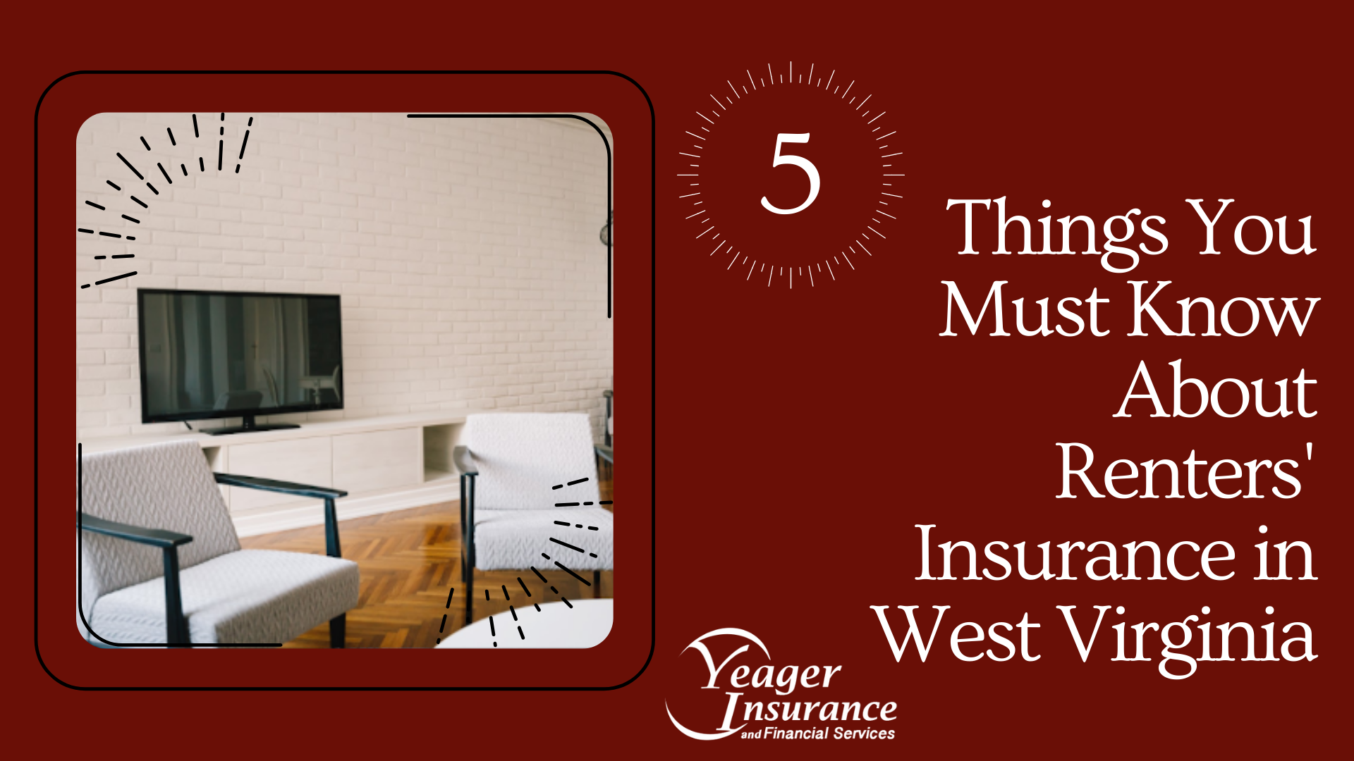 5 Things You Must Know About Renters Insurance in West Virginia