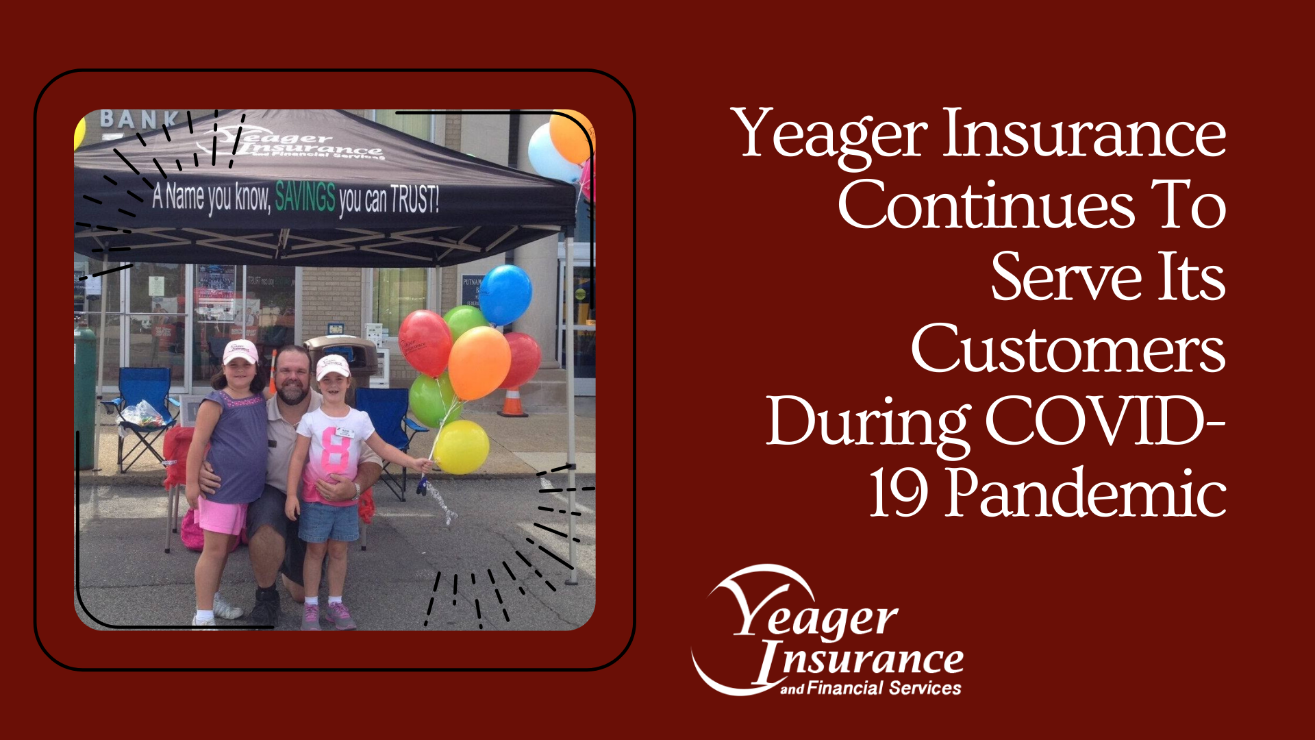 Yeager Insurance Continues to Serve its Customer During COVID 19 Pandemic